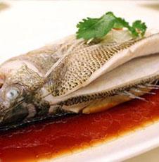 川香菊花鱼
